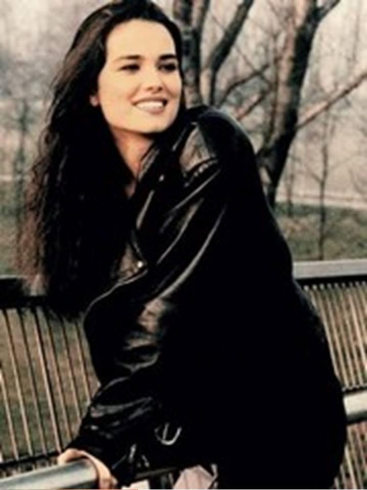Miss Slovak Republic 1994: Silvia Lakatošová (Top 6 Finalist MU 94') 17990711