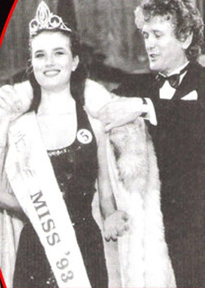 Miss Slovak Republic 1994: Silvia Lakatošová (Top 6 Finalist MU 94') 17991710