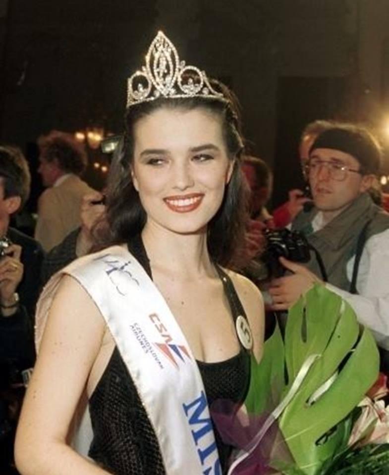 Miss Slovak Republic 1994: Silvia Lakatošová (Top 6 Finalist MU 94') 18010510
