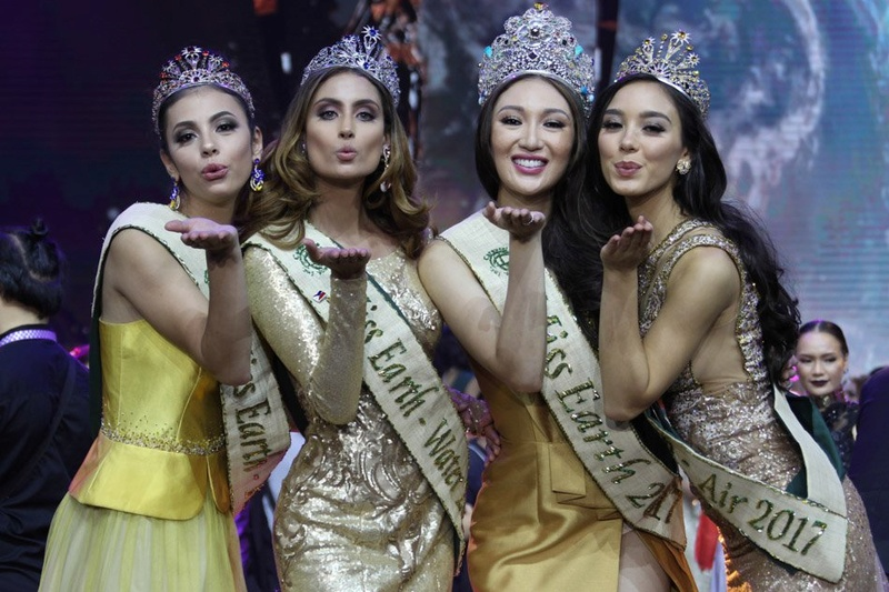 *****MISS EARTH IN HISTORY***** 20171110