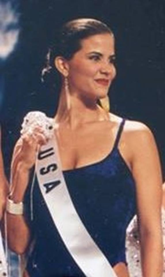 Miss USA 1994: Lu Parker (Top 6 MU94) from South Carolina 20258210