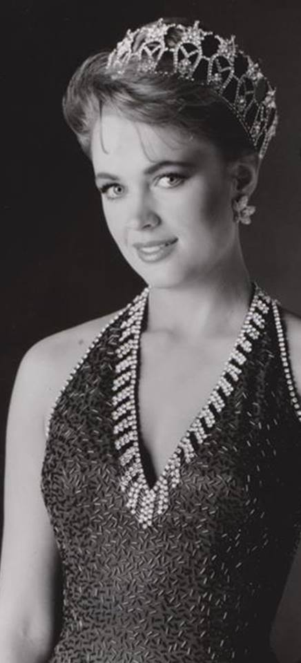 Miss USA 1992:  Shanon La Rhea Marketic (Semi-finalist MU92) from California 20431730