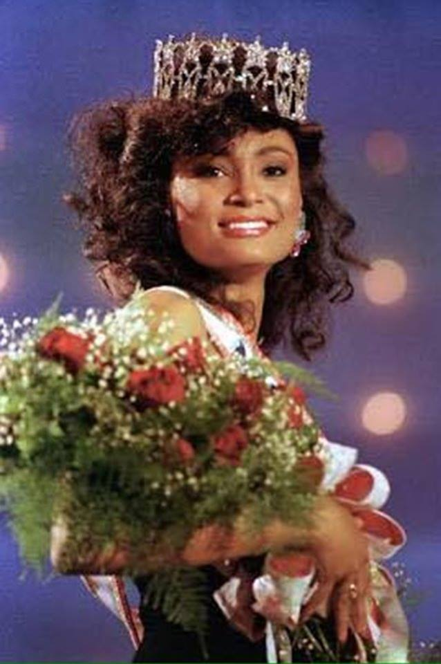 Miss U.S.A.1990 - Carol Anne Marie Gist (1st Runner Up MU90) from Michigan 20476232