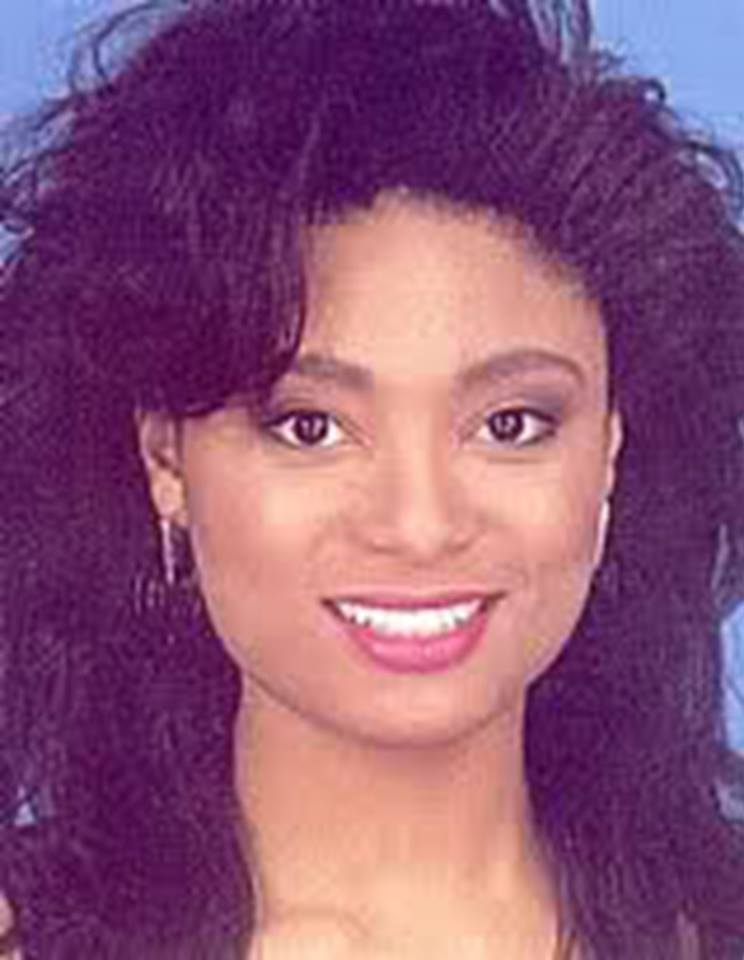 Miss U.S.A.1990 - Carol Anne Marie Gist (1st Runner Up MU90) from Michigan 20476233