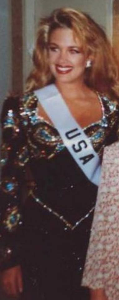 Miss USA 1992:  Shanon La Rhea Marketic (Semi-finalist MU92) from California 20476342