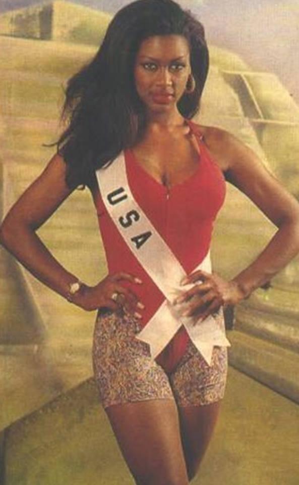 Miss USA 1993: Kenya Summer Moore (Finalist - Top 6 MU93) from Michigan 20476343