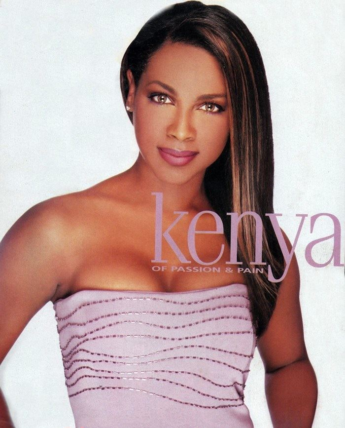 Miss USA 1993: Kenya Summer Moore (Finalist - Top 6 MU93) from Michigan 20476439