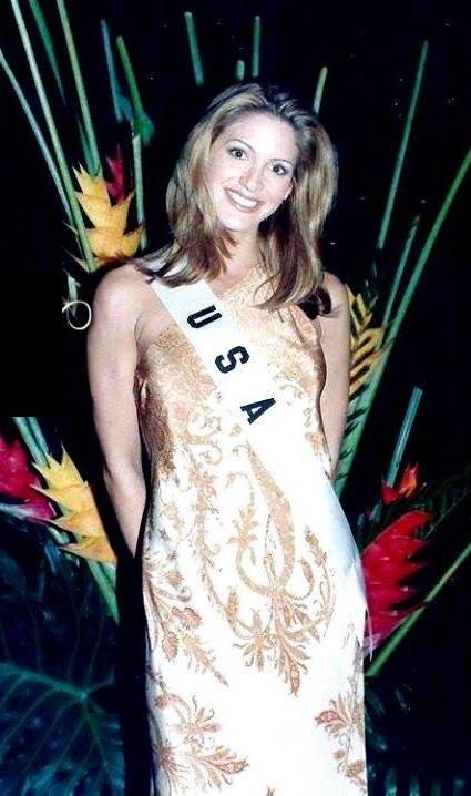 Miss USA 1998: Shawnae Nicole Jebbia (Finalist -Top 5 MU98) from Massachusetts 20476441