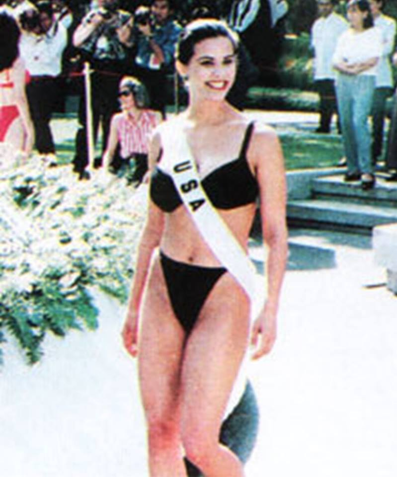 Miss USA 1994: Lu Parker (Top 6 MU94) from South Carolina 20476539