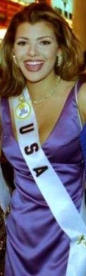 Miss USA 1996: Ali Landry (Top 6 MU97) from Louisiana 20476541