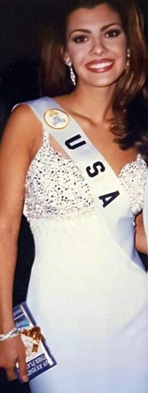 Miss USA 1996: Ali Landry (Top 6 MU97) from Louisiana 20479434