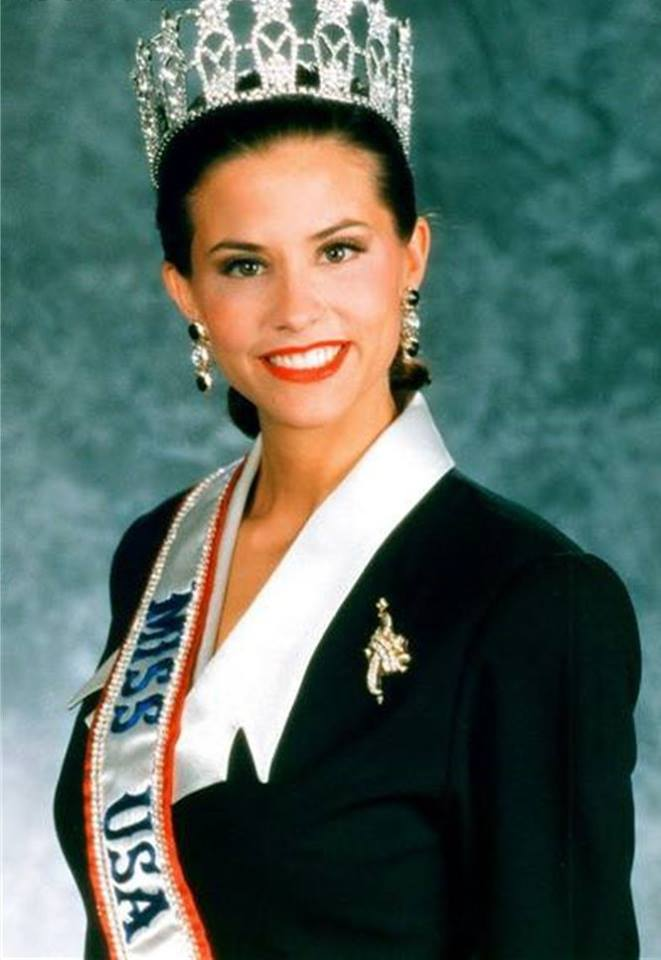 Miss USA 1994: Lu Parker (Top 6 MU94) from South Carolina 20479539