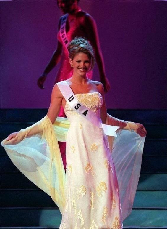 Miss USA 1998: Shawnae Nicole Jebbia (Finalist -Top 5 MU98) from Massachusetts 20479545