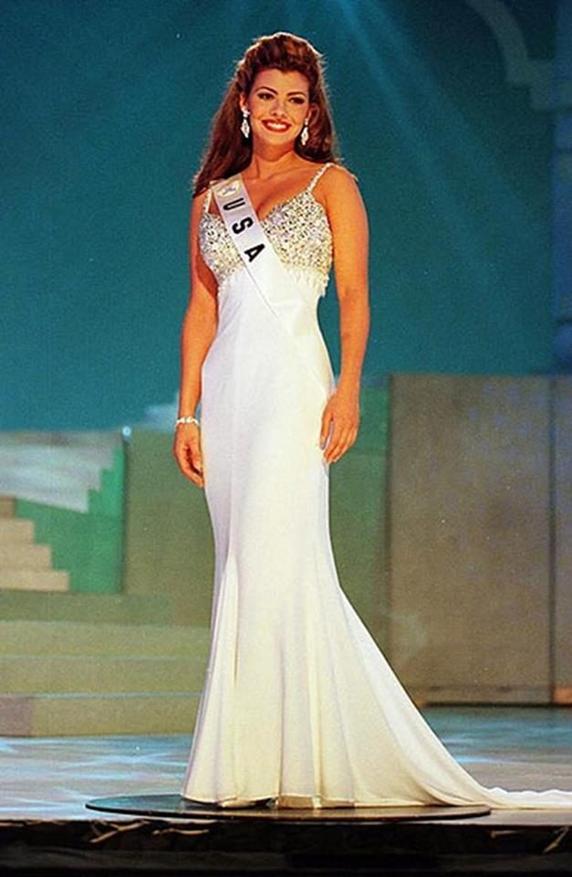 Miss USA 1996: Ali Landry (Top 6 MU97) from Louisiana 20479641