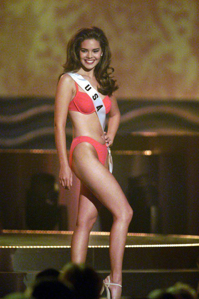 Miss USA 1999: Kimberly Ann Pressler from New York 20479645