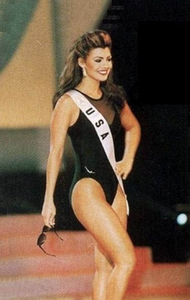 Miss USA 1996: Ali Landry (Top 6 MU97) from Louisiana 20479927