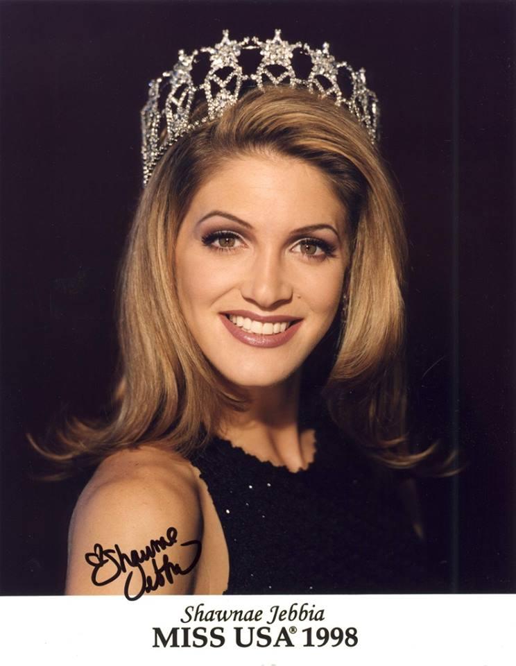 Miss USA 1998: Shawnae Nicole Jebbia (Finalist -Top 5 MU98) from Massachusetts 20479931
