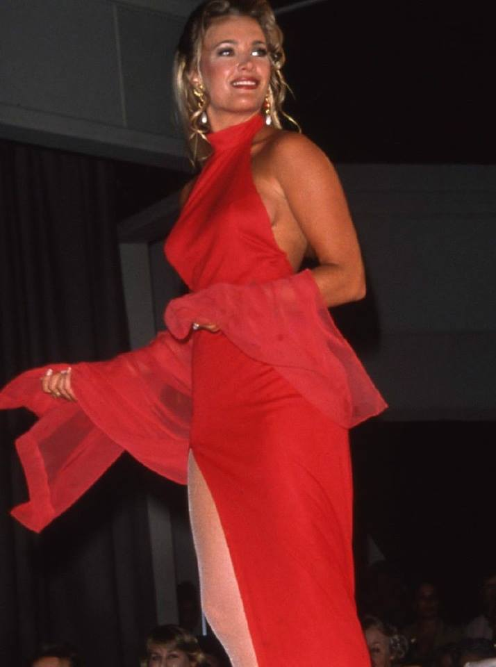 Miss USA 1992:  Shanon La Rhea Marketic (Semi-finalist MU92) from California 20525326