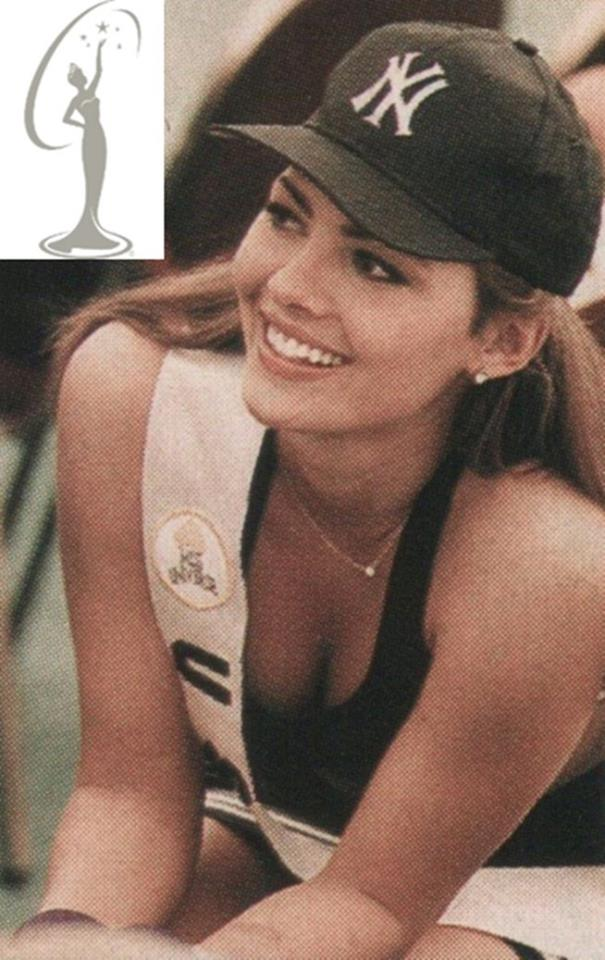 Miss USA 1996: Ali Landry (Top 6 MU97) from Louisiana 20525330