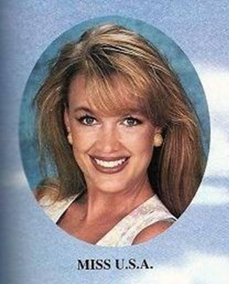 Miss USA 1992:  Shanon La Rhea Marketic (Semi-finalist MU92) from California 20526024