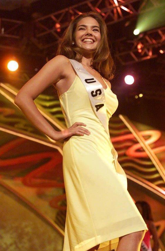 Miss USA 1999: Kimberly Ann Pressler from New York 20526128