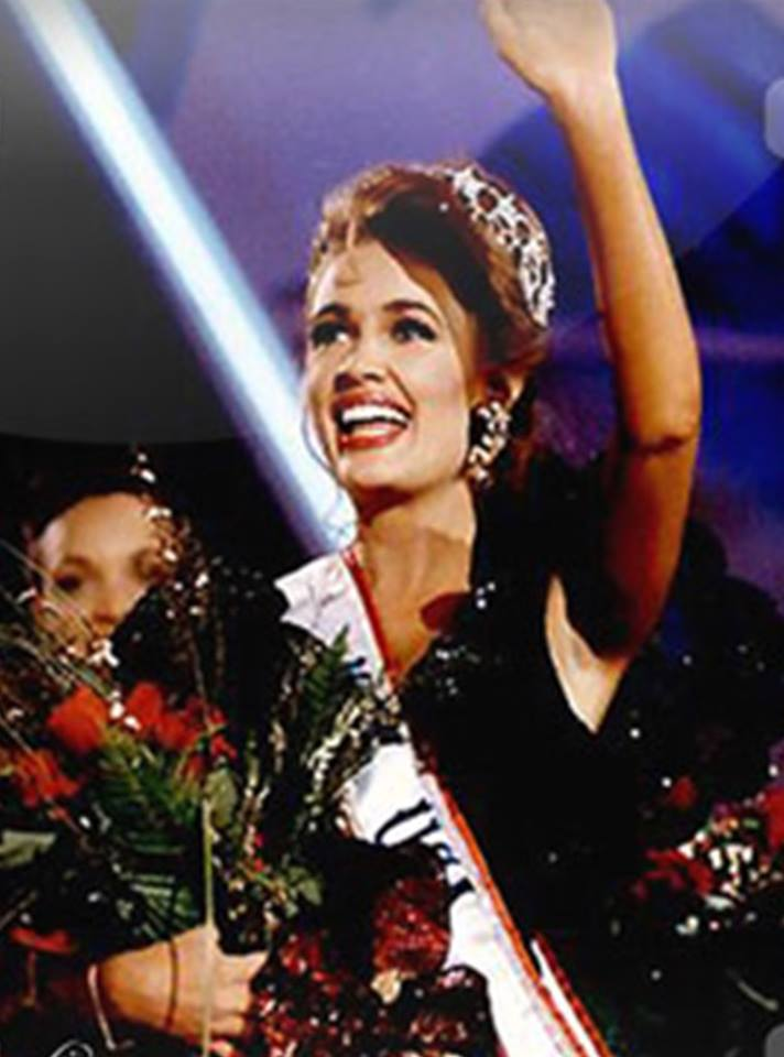 Miss USA 1992:  Shanon La Rhea Marketic (Semi-finalist MU92) from California 20526319