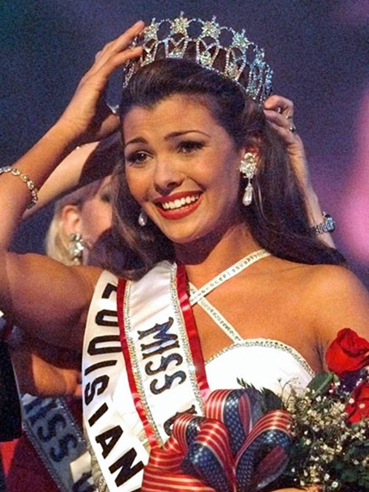 Miss USA 1996: Ali Landry (Top 6 MU97) from Louisiana 20596917