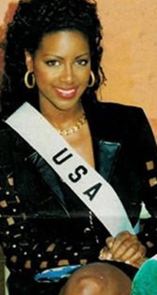 Miss USA 1993: Kenya Summer Moore (Finalist - Top 6 MU93) from Michigan 20597034
