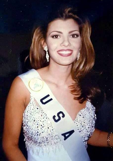 Miss USA 1996: Ali Landry (Top 6 MU97) from Louisiana 20597126
