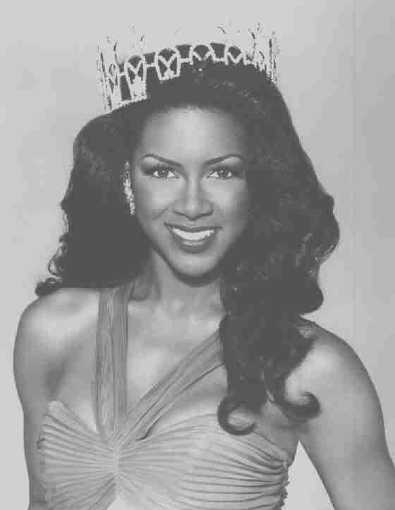 Miss USA 1993: Kenya Summer Moore (Finalist - Top 6 MU93) from Michigan 20597318