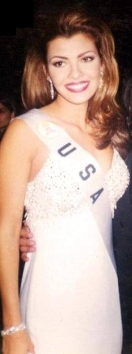 Miss USA 1996: Ali Landry (Top 6 MU97) from Louisiana 20597419