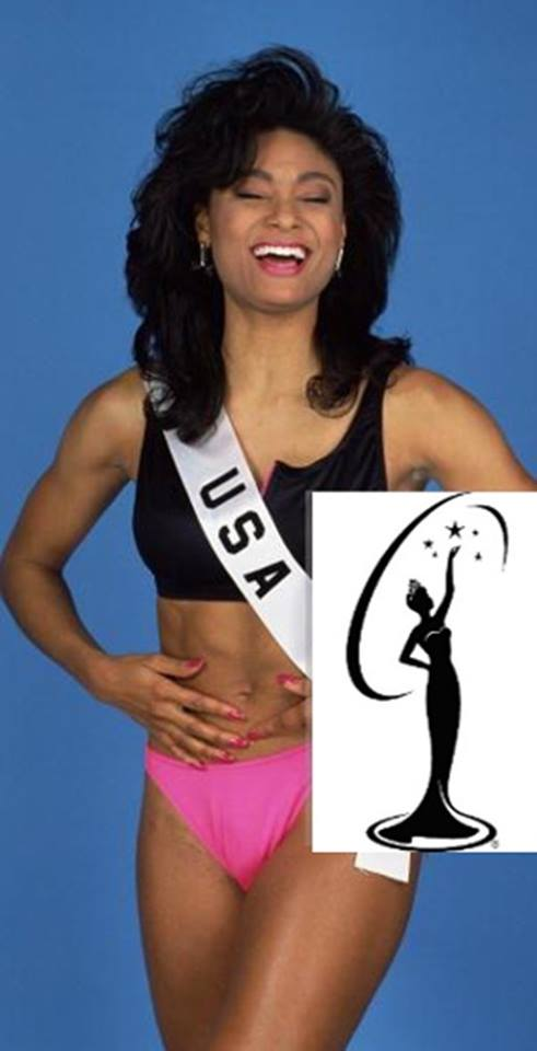 Miss U.S.A.1990 - Carol Anne Marie Gist (1st Runner Up MU90) from Michigan 20604414