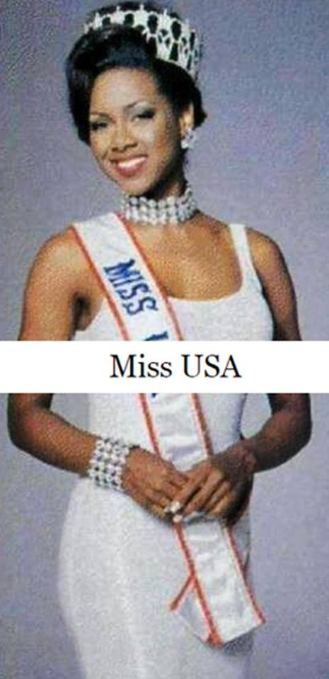 Miss USA 1993: Kenya Summer Moore (Finalist - Top 6 MU93) from Michigan 20621015