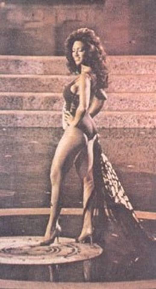 Miss USA 1993: Kenya Summer Moore (Finalist - Top 6 MU93) from Michigan 20621216