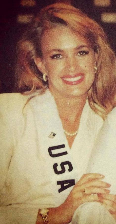 Miss USA 1992:  Shanon La Rhea Marketic (Semi-finalist MU92) from California 20638111