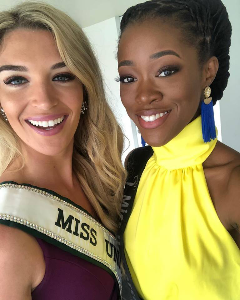 © PAGEANT MANIA © MISS UNIVERSE 2018 - OFFICIAL COVERAGE Finals - Page 12 2196