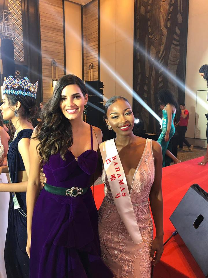 ✪✪✪ MISS WORLD 2018 - COMPLETE COVERAGE  ✪✪✪ - Page 28 2197