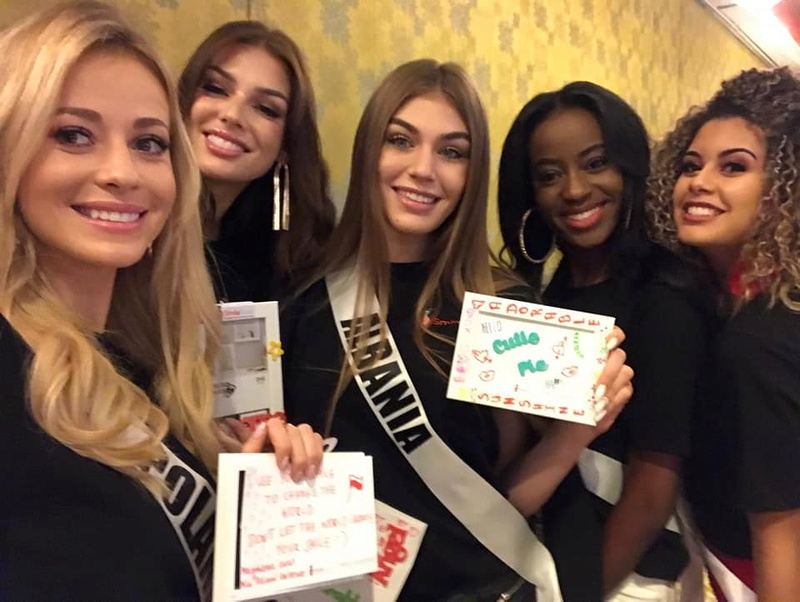© PAGEANT MANIA © MISS UNIVERSE 2018 - OFFICIAL COVERAGE Finals - Page 22 2234
