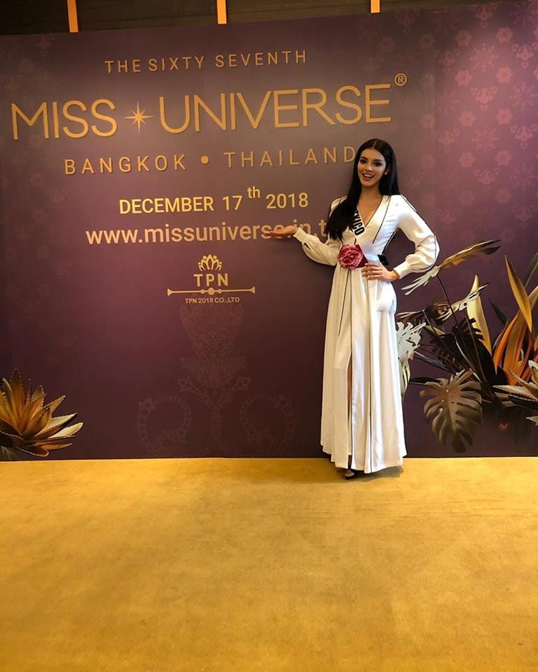 © PAGEANT MANIA © MISS UNIVERSE 2018 - OFFICIAL COVERAGE Finals - Page 22 2235