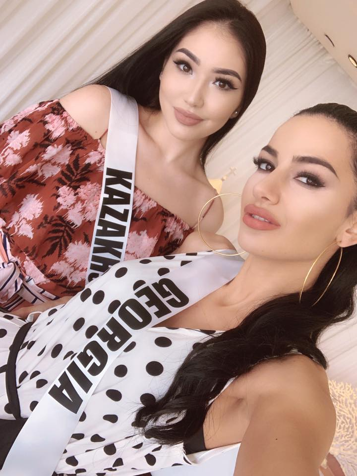 © PAGEANT MANIA © MISS UNIVERSE 2018 - OFFICIAL COVERAGE Finals - Page 22 2236