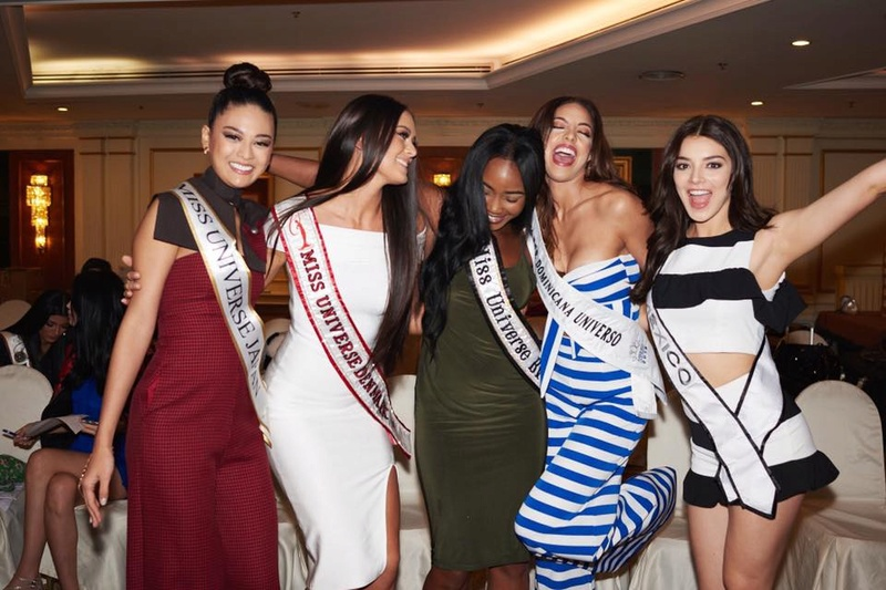 © PAGEANT MANIA © MISS UNIVERSE 2018 - OFFICIAL COVERAGE Finals - Page 22 2237