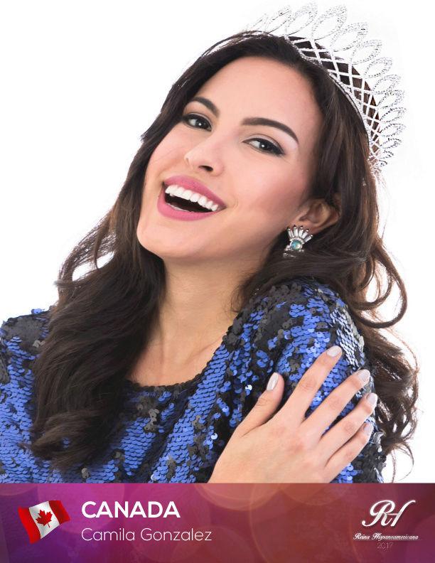 Road to Reina Hispanoamericana 2017 is WynWyn Marquez of the Philippines 22405517