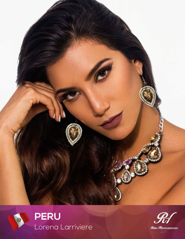Road to Reina Hispanoamericana 2017 is WynWyn Marquez of the Philippines 22405518