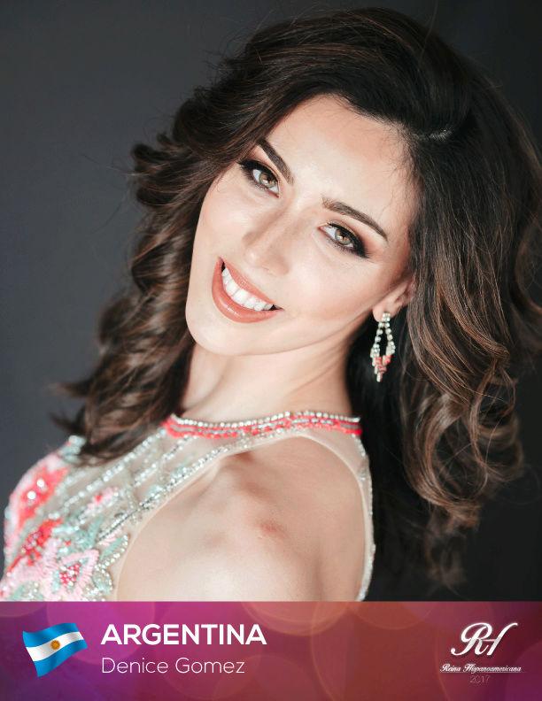 Road to Reina Hispanoamericana 2017 is WynWyn Marquez of the Philippines 22405616