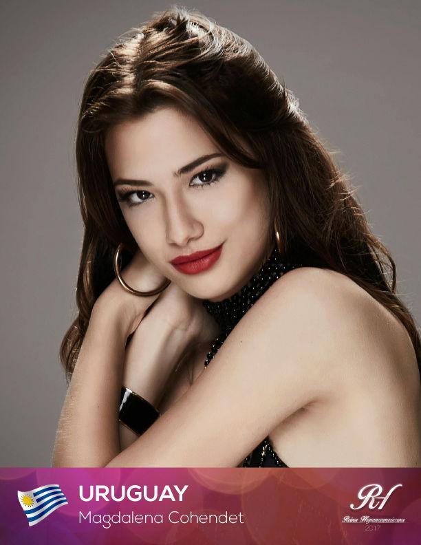 Road to Reina Hispanoamericana 2017 is WynWyn Marquez of the Philippines 22405915