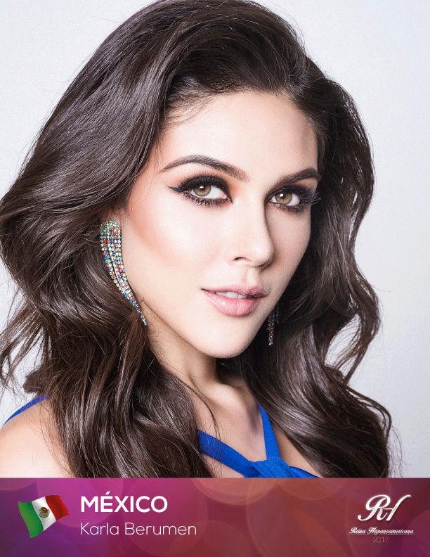 Road to Reina Hispanoamericana 2017 is WynWyn Marquez of the Philippines 22448213