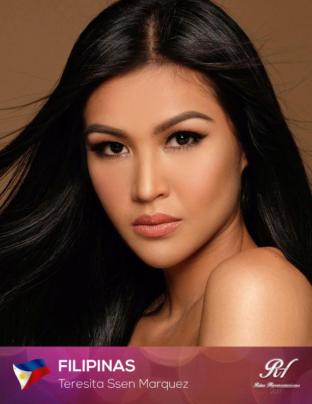 Road to Reina Hispanoamericana 2017 is WynWyn Marquez of the Philippines 22449614