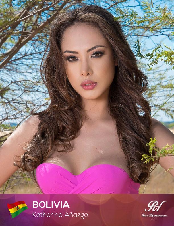 Road to Reina Hispanoamericana 2017 is WynWyn Marquez of the Philippines 22549712
