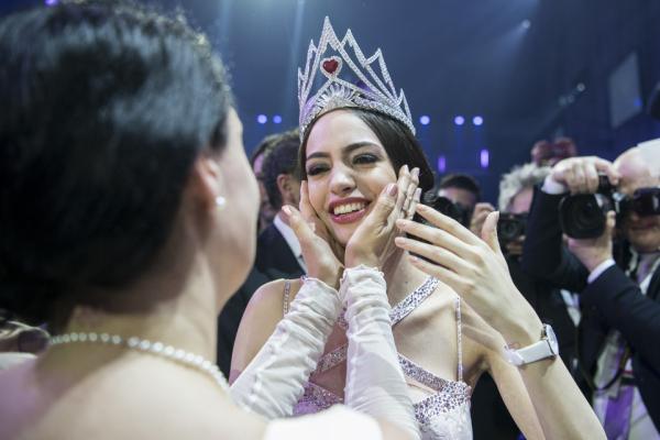 Miss Schweiz 2018: Jastina Doreen Riederer  23686710