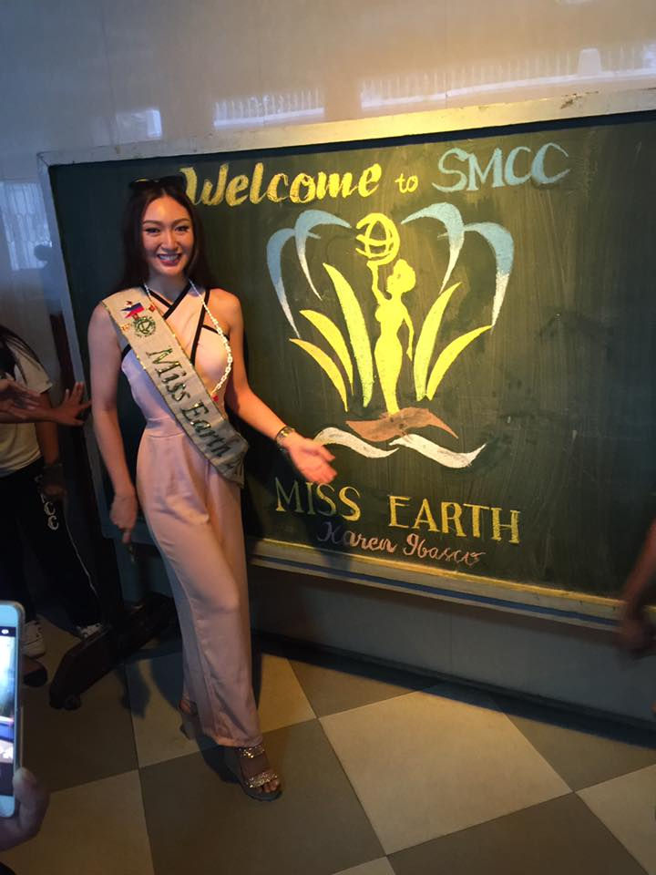 Official Thread of Miss Earth 2017: Karen Ibasco of Philippines - Page 2 24862410